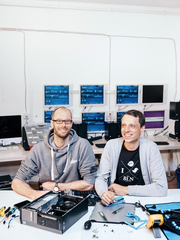Matthias Hemmerich & Lukas Seeber