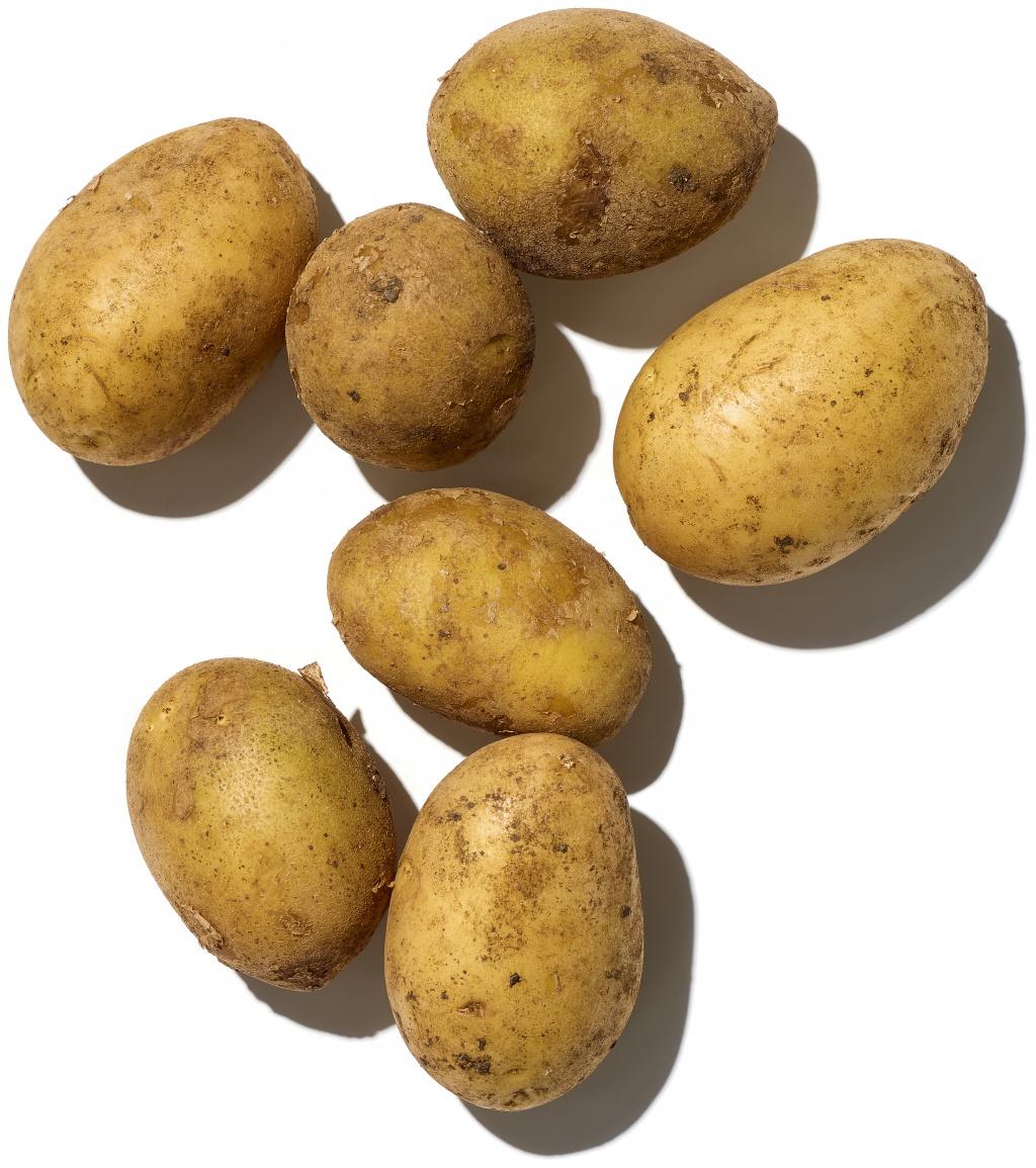 Köstliche Kartoffel