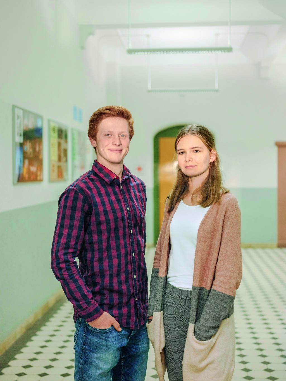 Theresa Dallinger & Timo Sattler