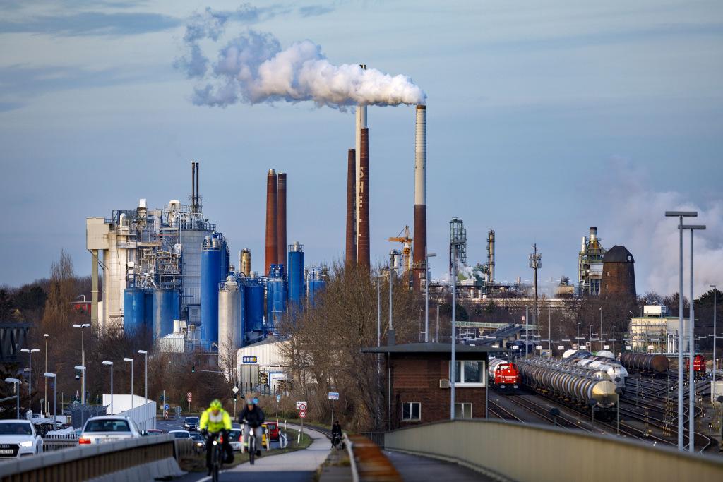 Wie die Ölindustrie klimaneutral werden will