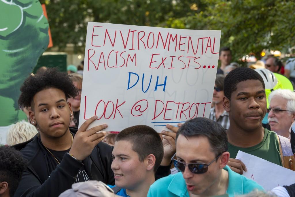 Wie rassistisch ist die Umweltbewegung?