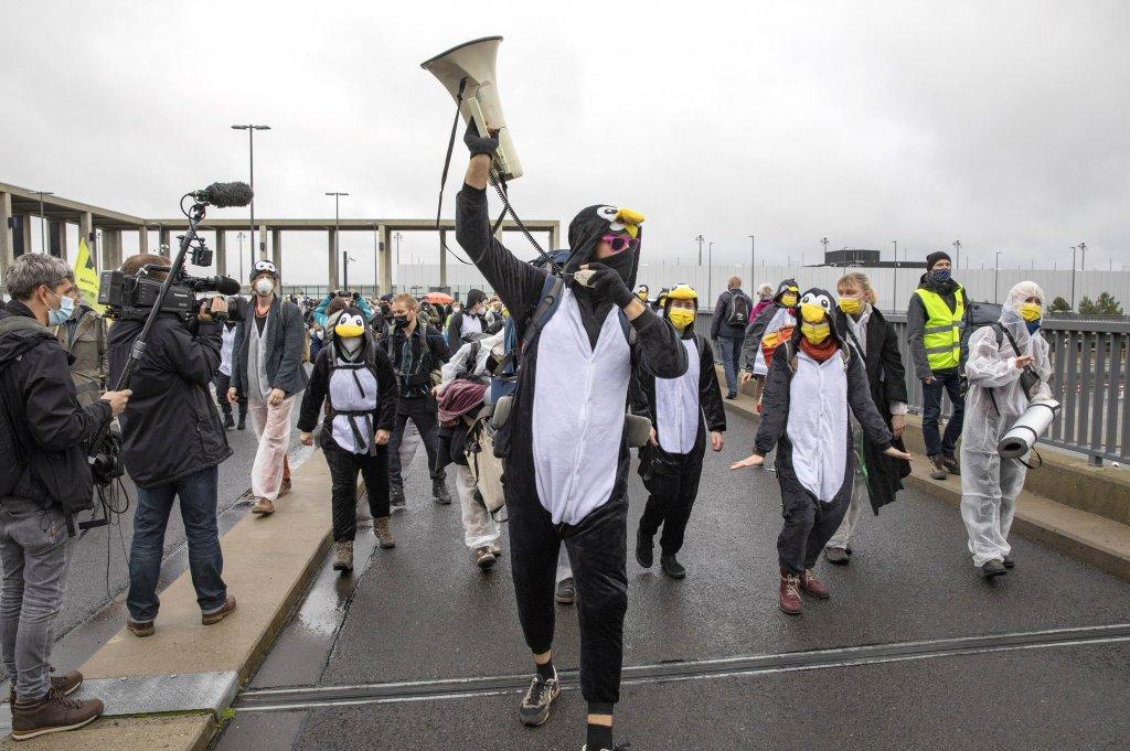 Aufstand der Pinguine