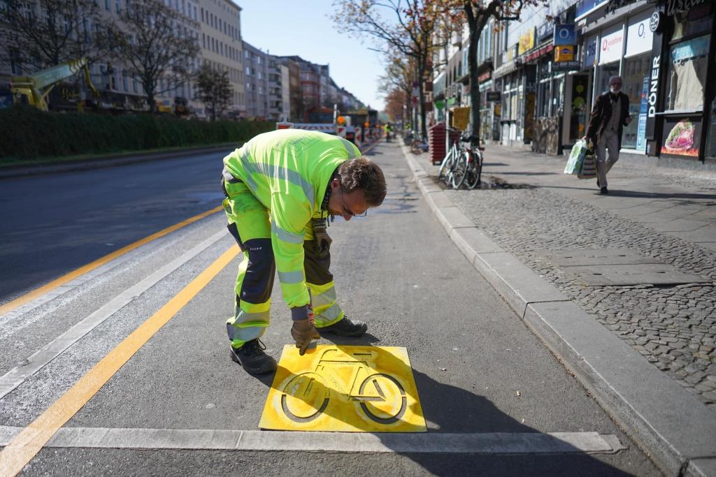 Überall neue Radwege – kann das bitte so bleiben?