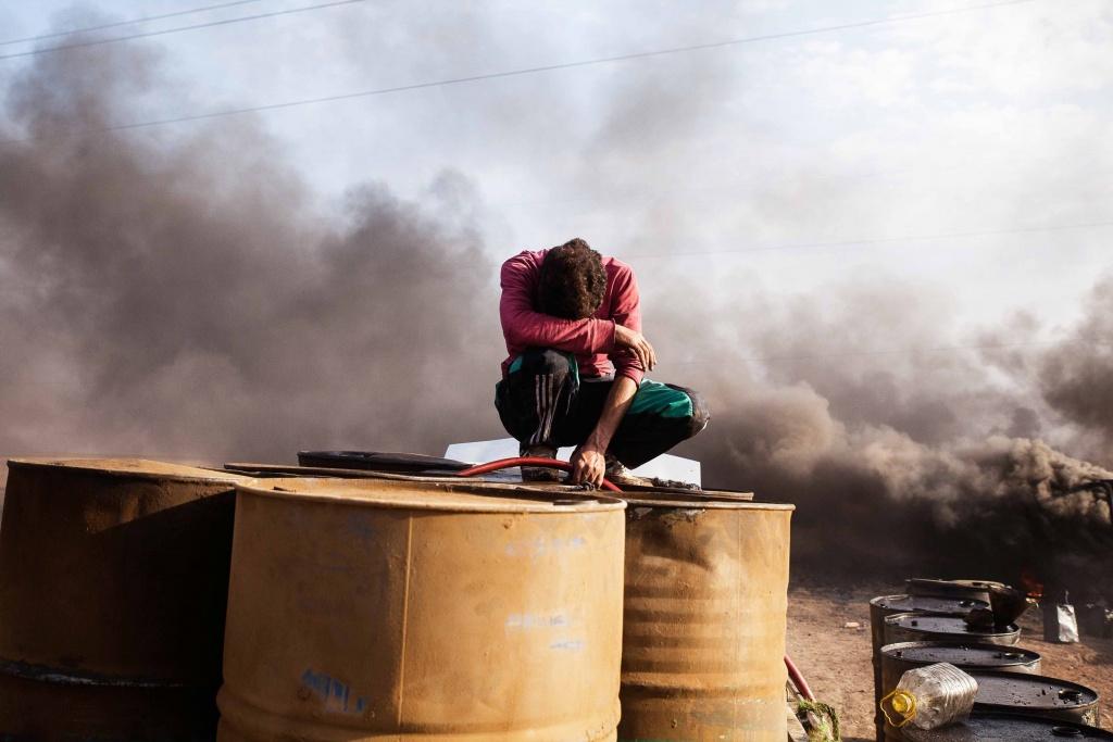 Krieg zerstört Leben – auch in Friedenszeiten