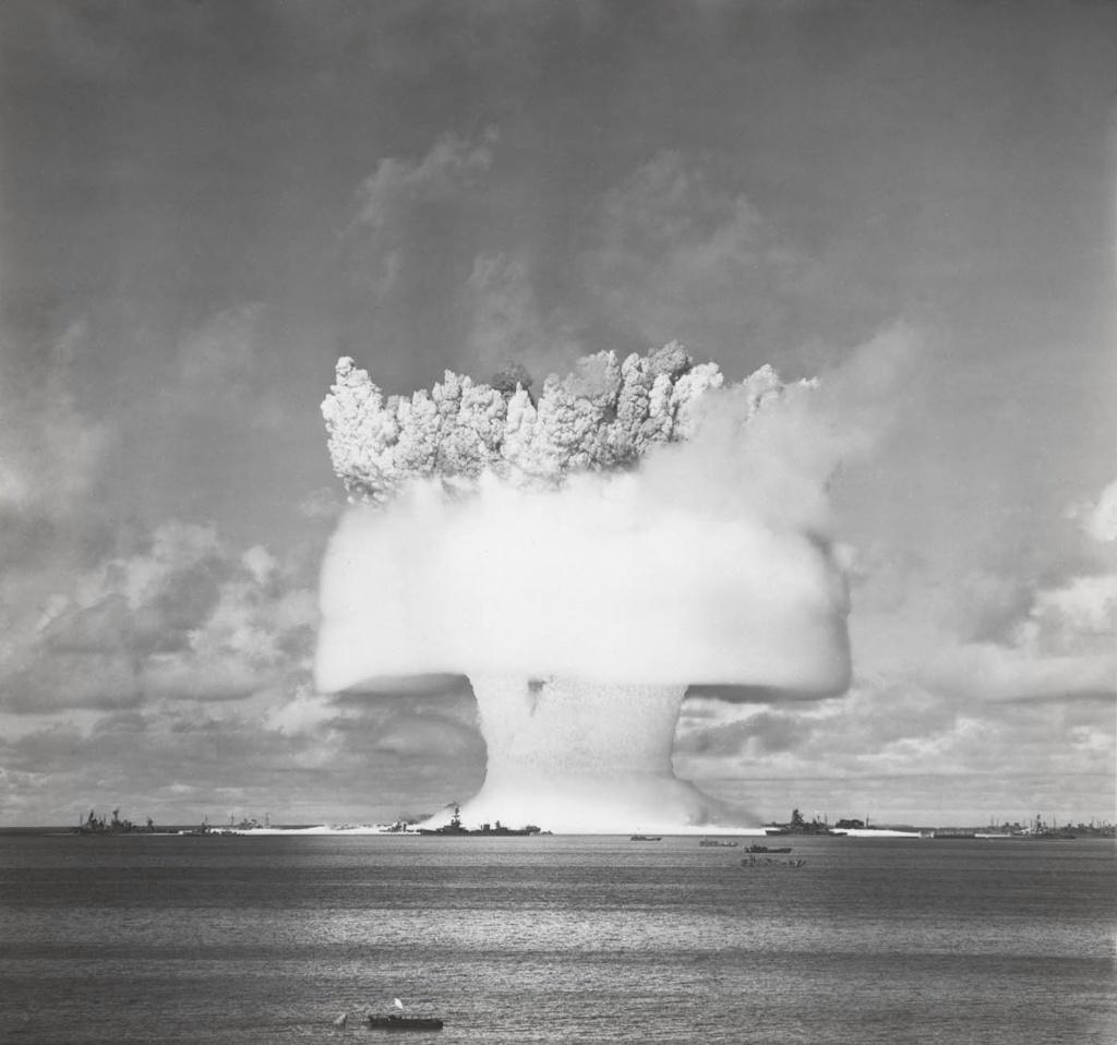 """""""Die Gefahren von Atomwaffen bleiben"""""""