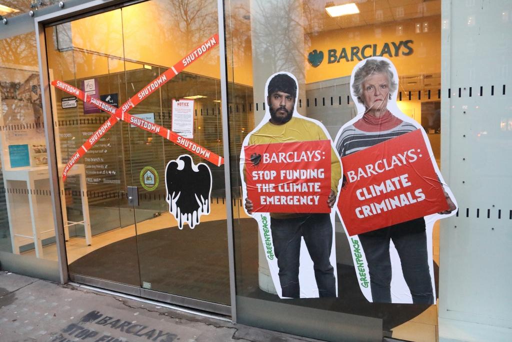 Wie Banken das Klima anheizen