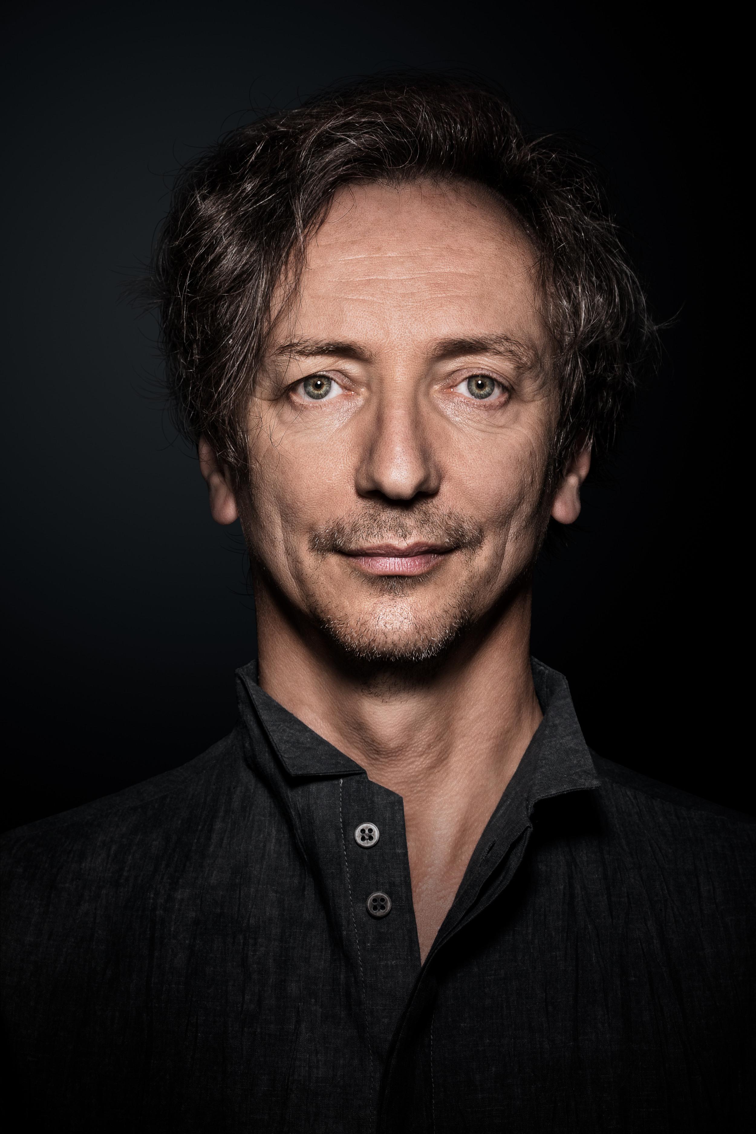 <p>Der Komponist und Pianist Volker Bertelmann, bekannt unter seinem Künstlernamen Hauschka</p>