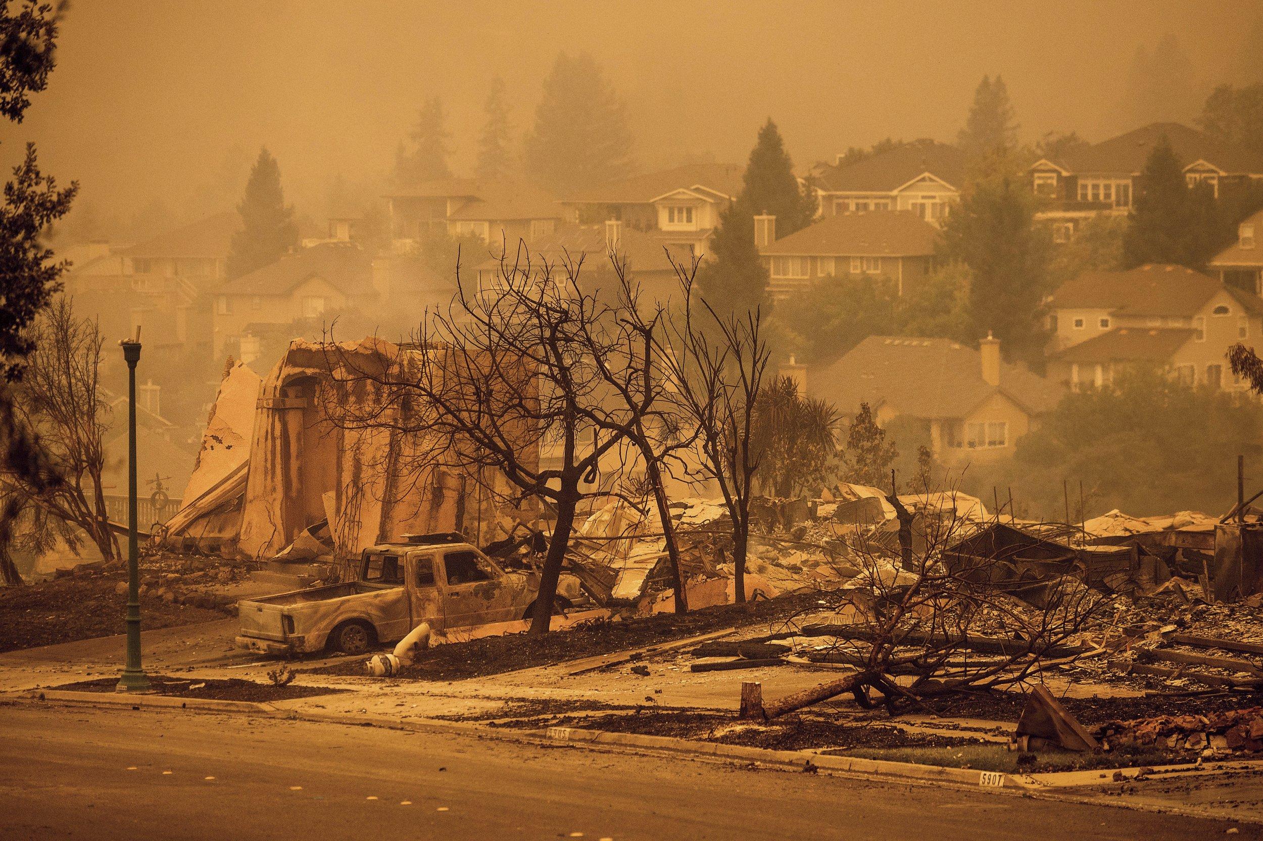 Waldbrände in Kalifornien im September 2020