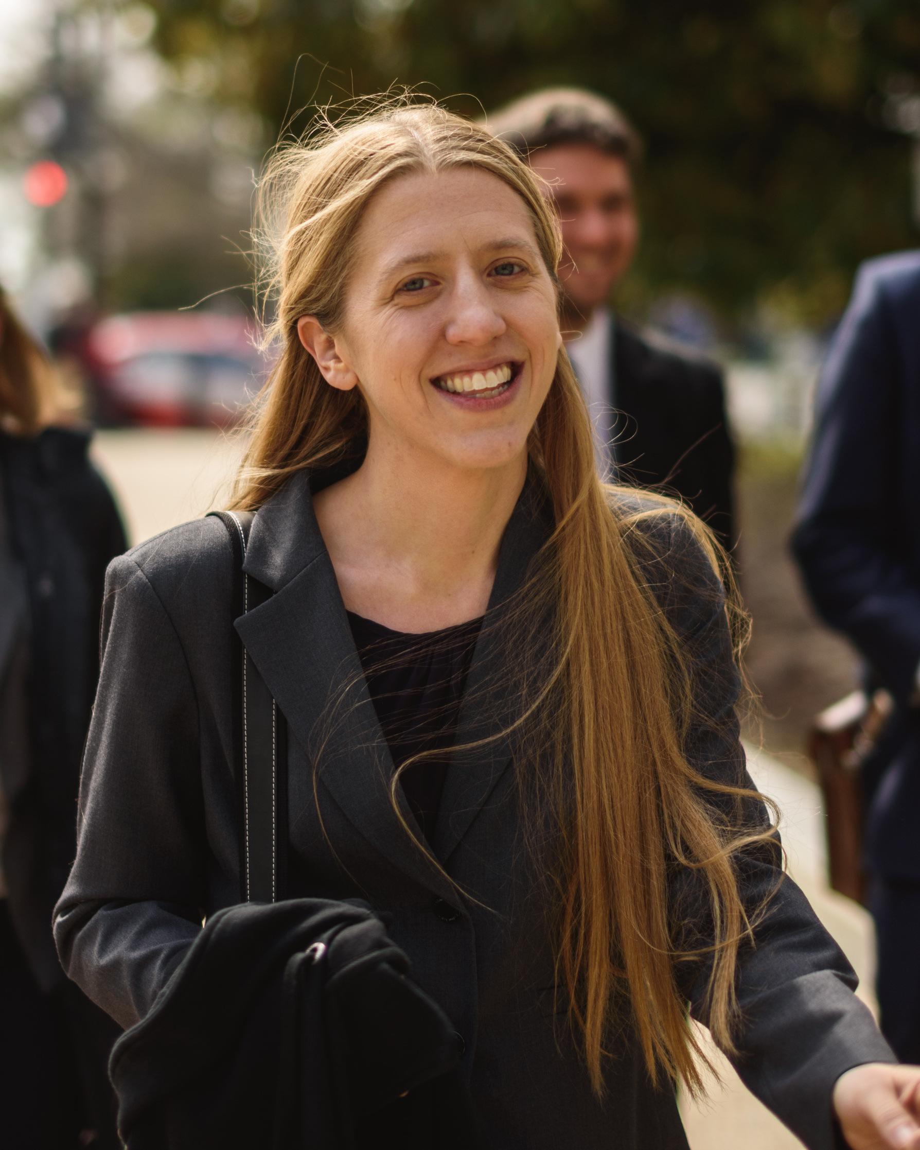 Rebecca Jean Gilsdorf, 31, ausgebildete Umweltingenieurin, arbeitet derzeit als Weltbank-Expertin für Wasser- und Sanitärsysteme in der Demokratischen Republik Kongo. Dem Greenpeace Magazin hat sie erzählt, was sie an Toiletten so fasziniert
