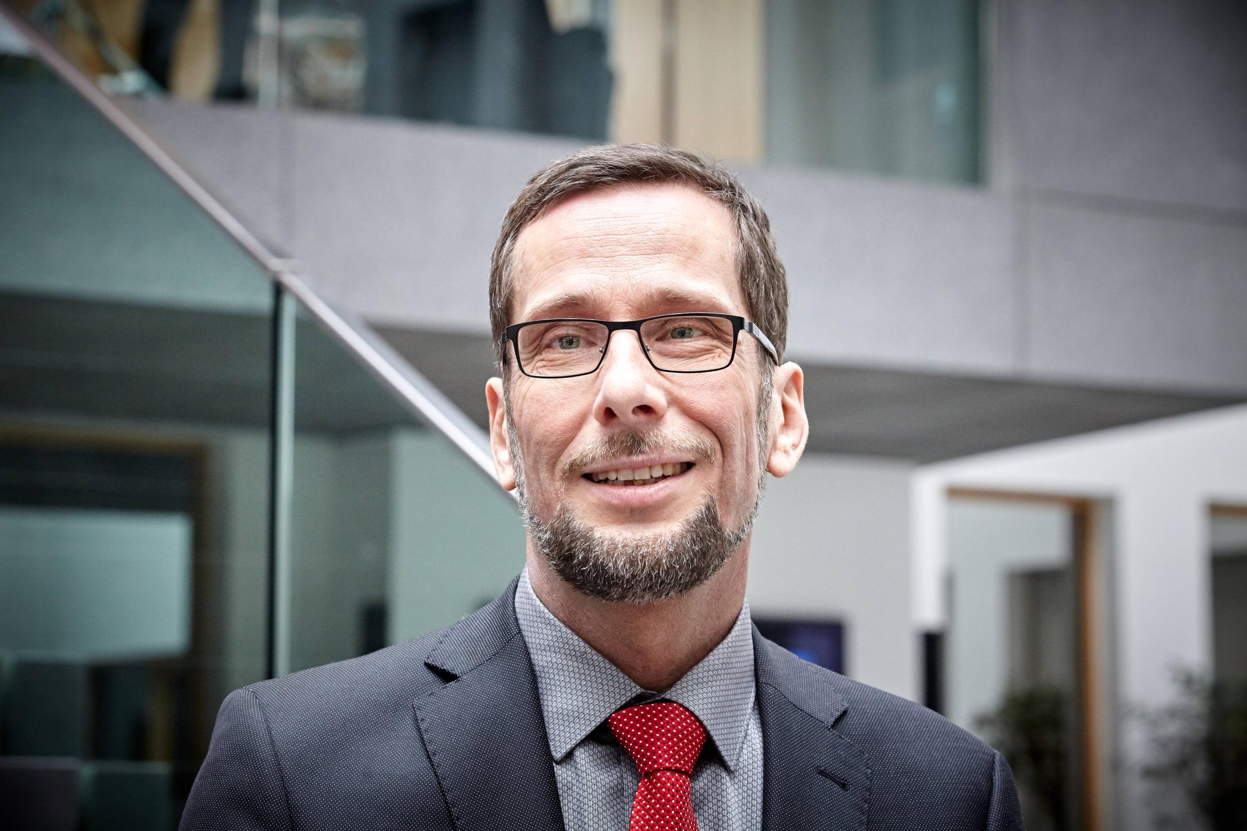 """Um den streikenden Schülern den Rücken zu stärken, initiierte Volker Quaschning im März die """"Scientists for Future"""" mit. Inzwischen sind es fast 27.000."""