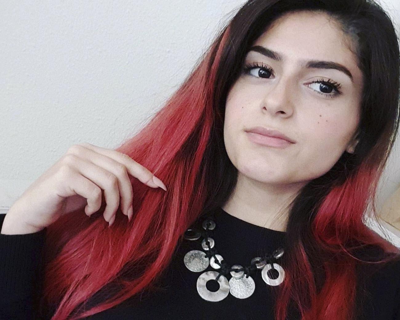 Hat den Krieg in Syrien erlebt und setzt sich nun in Deutschland für den Frieden ein: Die 19-Jährige Syrerin Raghad Alrez