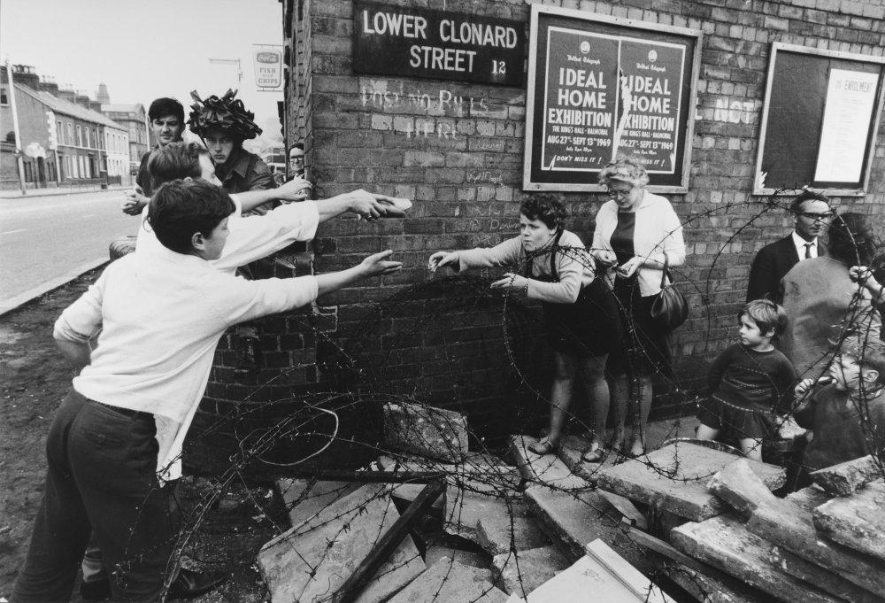 Unruhen in Nordirland (Londonderry)