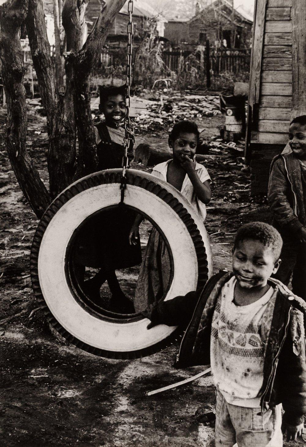 Slums in Montgomery, Alabama